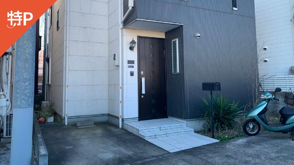 羽田空港から近くて安い《軽自動車》南蒲田1-7-3駐車場