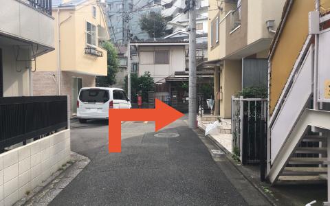 大崎から近くて安い【五反田駅徒歩8分!】東五反田4-8-3駐車場