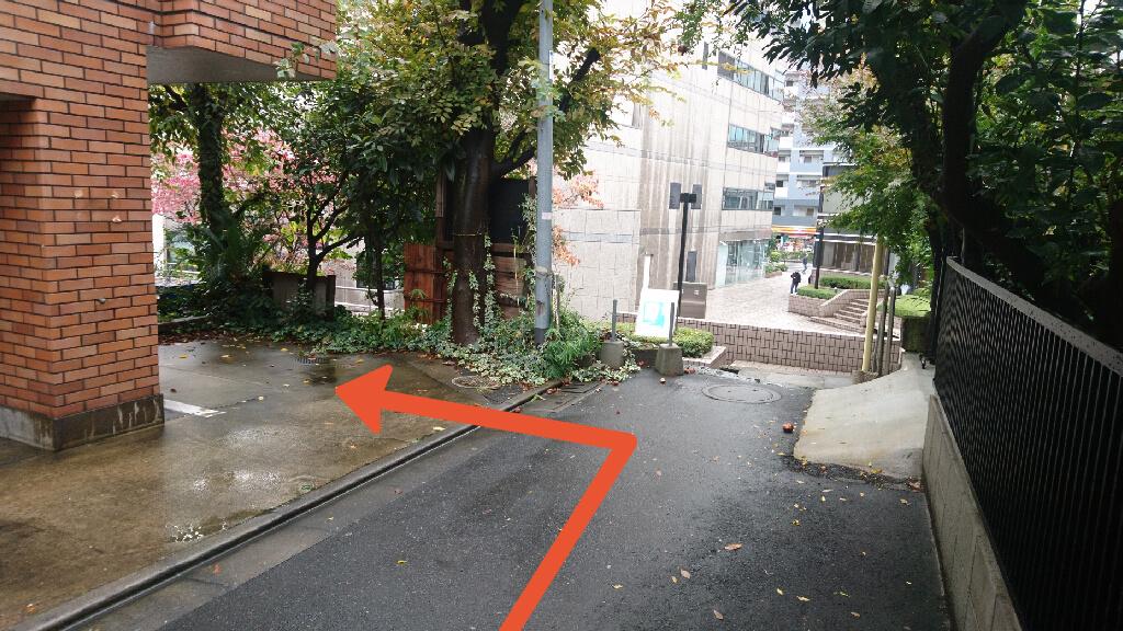 広尾から近くて安い東1-24-8屋外駐車場