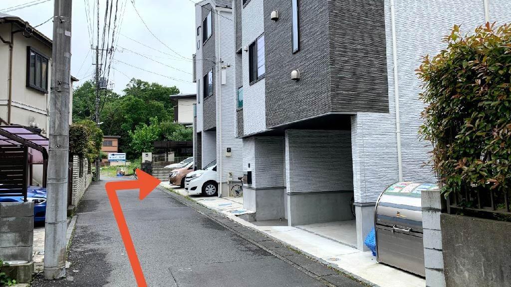 藤子不二雄ミュージアムから近くて安い枡形6丁目15-2-2駐車場
