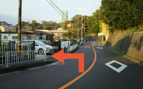 関内駅から近くて安い【野毛山動物園徒歩3分】西戸部町1-77-47駐車場