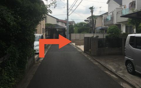 藤子不二雄ミュージアムから近くて安い【左】猪方2-19-22駐車場