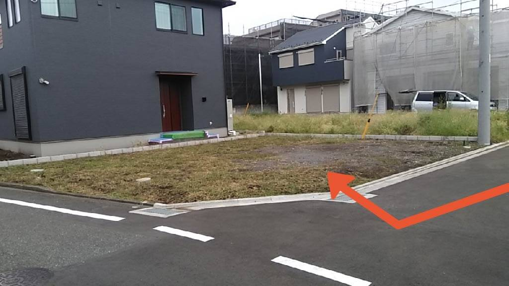 相模つばさ幼稚園から近くて安い矢部3-13-11駐車場
