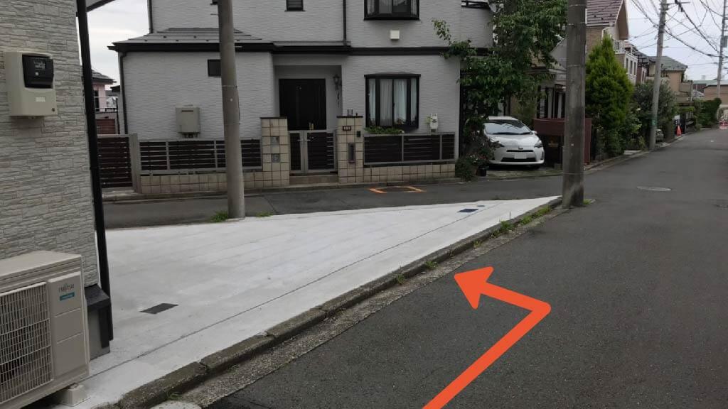 新横浜から近くて安い【横浜アリーナ徒歩圏内】富士塚1-21-42駐車場