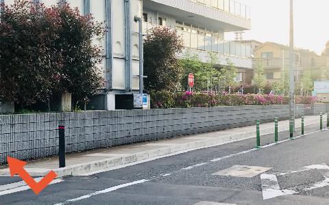 羽田空港から近くて安い大森西4-12-5駐車場