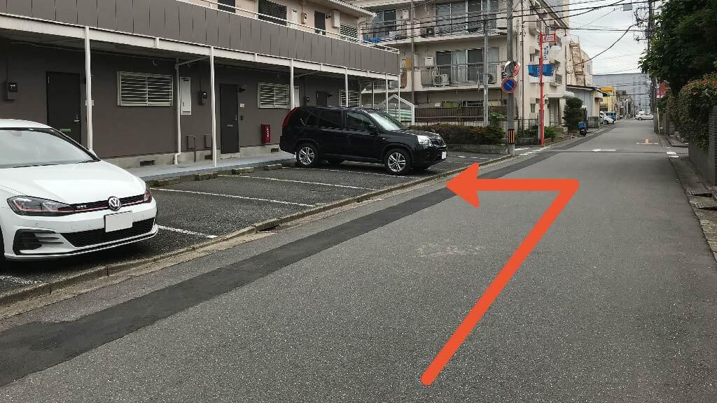 鉄道博物館から近くて安い東大成町1-676-2駐車場