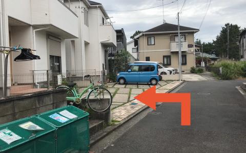 野島公園から近くて安い乙舳町13-2-2駐車場