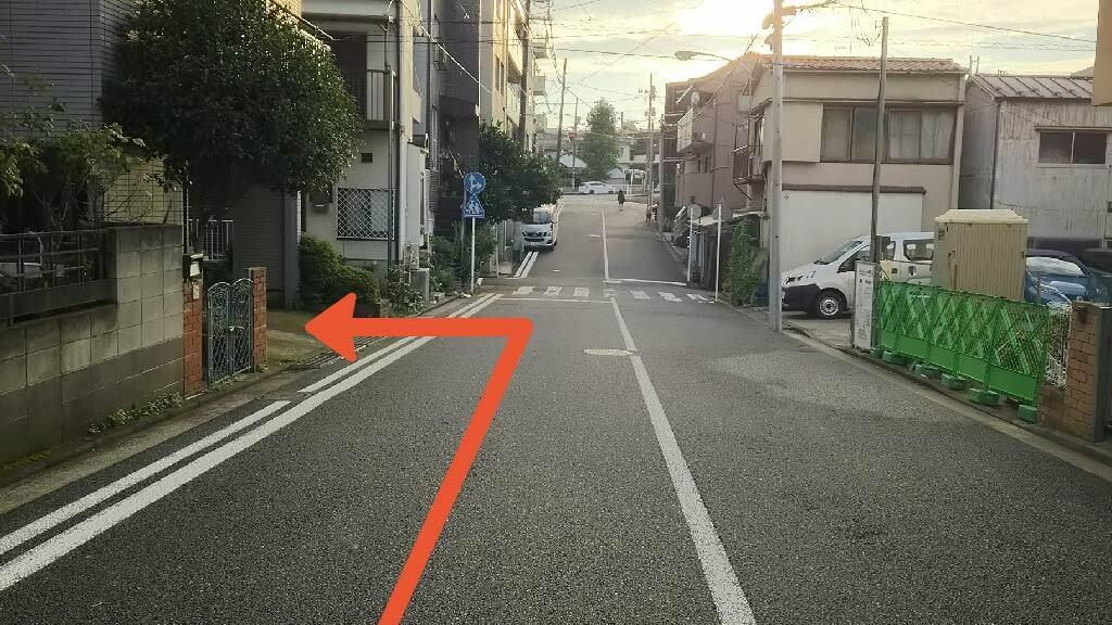 オービィ横浜から近くて安い戸部町2-45-6駐車場