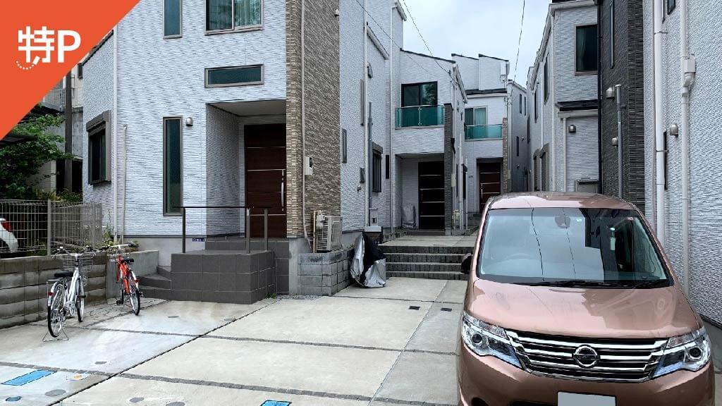 生田緑地から近くて安い枡形6丁目15-2-2駐車場