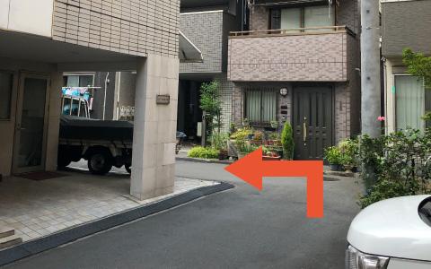 錦糸町から近くて安い立川2-7-17駐車場