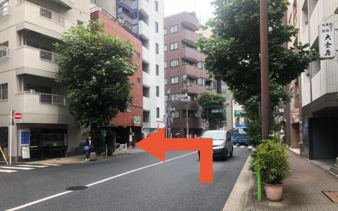 東京駅から近くて安い川端立体駐車場