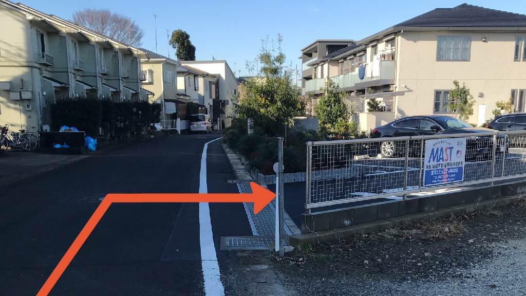成田山新勝寺から近くて安い本城26-1駐車場