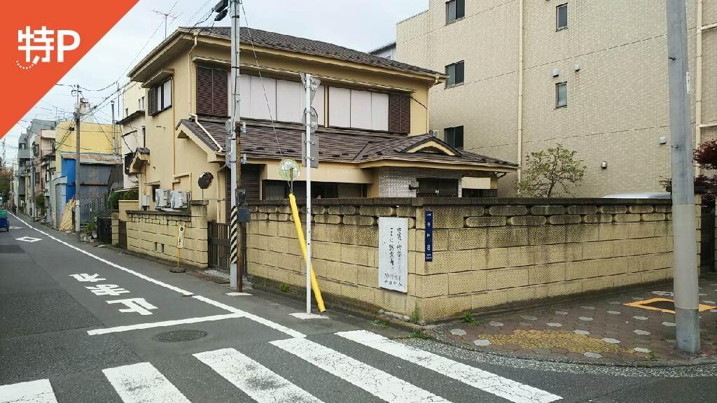 木場公園から近くて安い《軽自動車》千田8-8駐車場