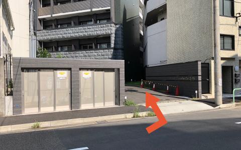 矢場町から近くて安い千代田3-27-22駐車場