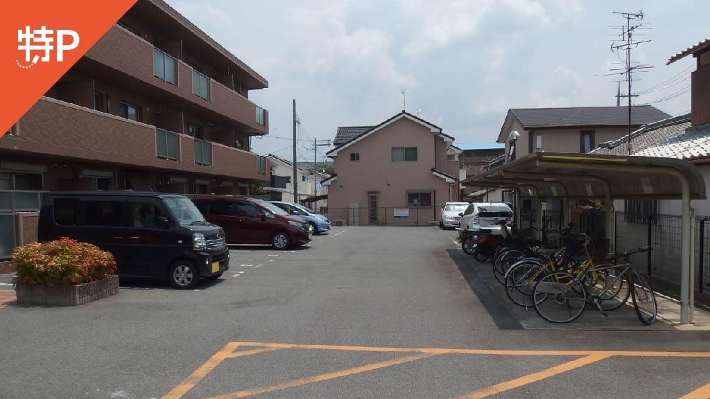 【予約制】特P プライムコートモータープール駐車場の画像1