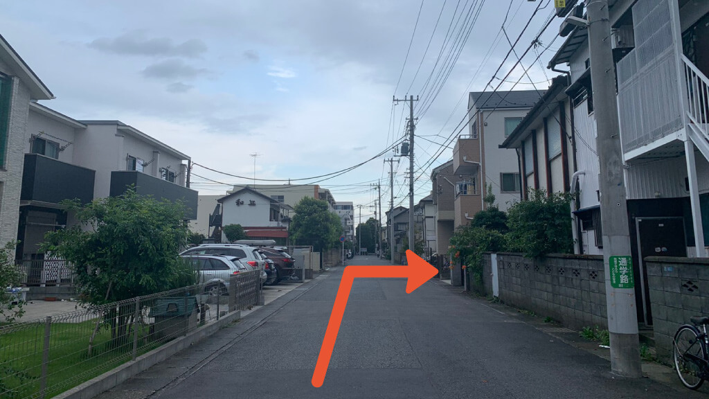 藤子不二雄ミュージアムから近くて安い《軽・コンパクト》宿河原2-46-3駐車場