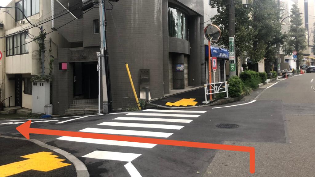 渋谷ヒカリエから近くて安い広尾3-12-7駐車場