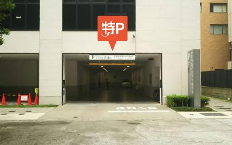 山下公園から近くて安い【ハイルーフ】ダイワロイネットホテル横浜公園駐車場