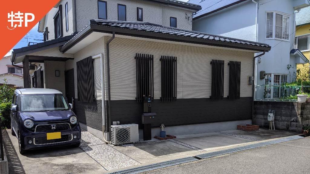 阪神競馬場から近くて安い《軽・コンパクト》高松町9-4駐車場