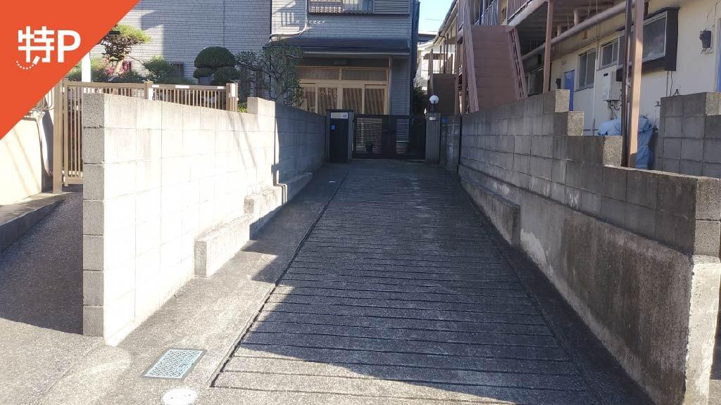浦安駅から近くて安い《軽自動車》堀江1-27-34駐車場