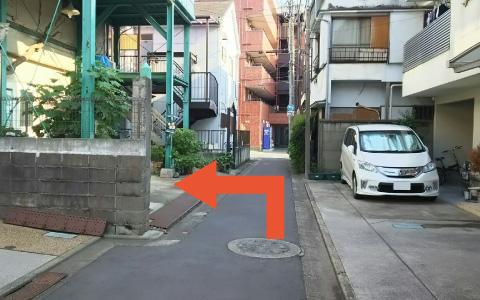 蒲田から近くて安い《軽自動車》仲六郷1-14-4駐車場