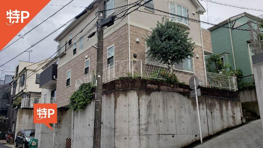 新横浜ラーメン博物館から近くて安い篠原町1074-43駐車場
