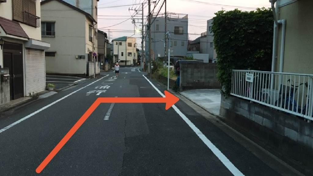 大杉神明幼稚園から近くて安い《軽・コンパクト》東松本1-2-13駐車場
