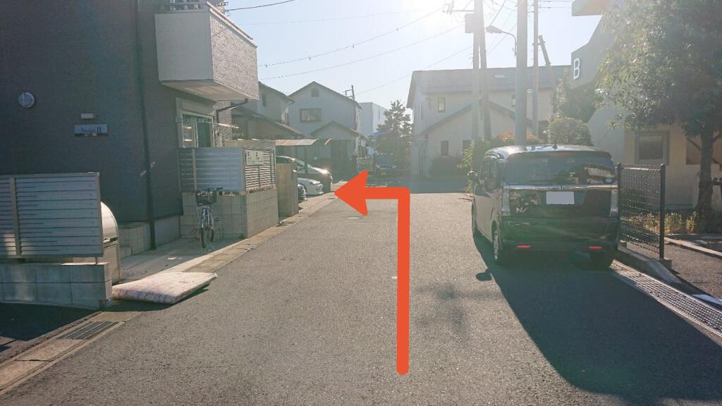 成田山新勝寺から近くて安い囲護台1254-28駐車場