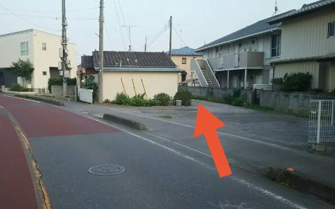 三協フロンテア柏スタジアムから近くて安い【柏スタジアム徒歩8分】稲田駐車場