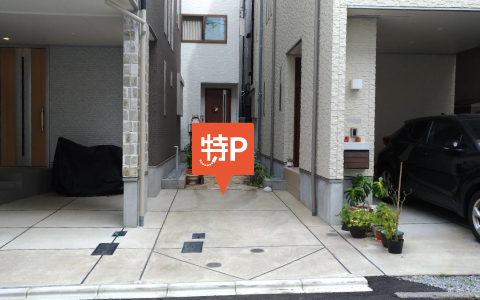 早稲田大学から近くて安い《軽自動車》天神町81-7駐車場