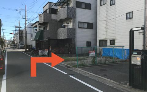 阪神甲子園球場から近くて安い大崎駐車場
