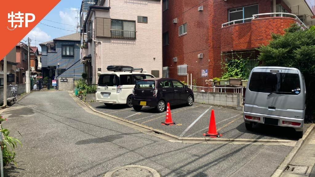 ボートレース江戸川から近くて安いサンファスト小松川駐車場