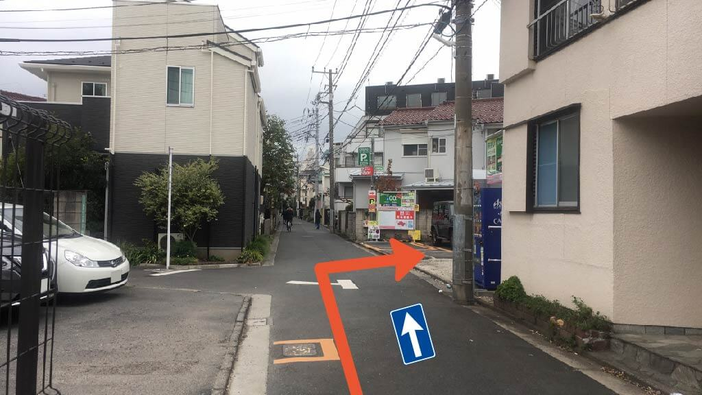 吉祥寺から近くて安いECOパーク武蔵野御殿山駐車場