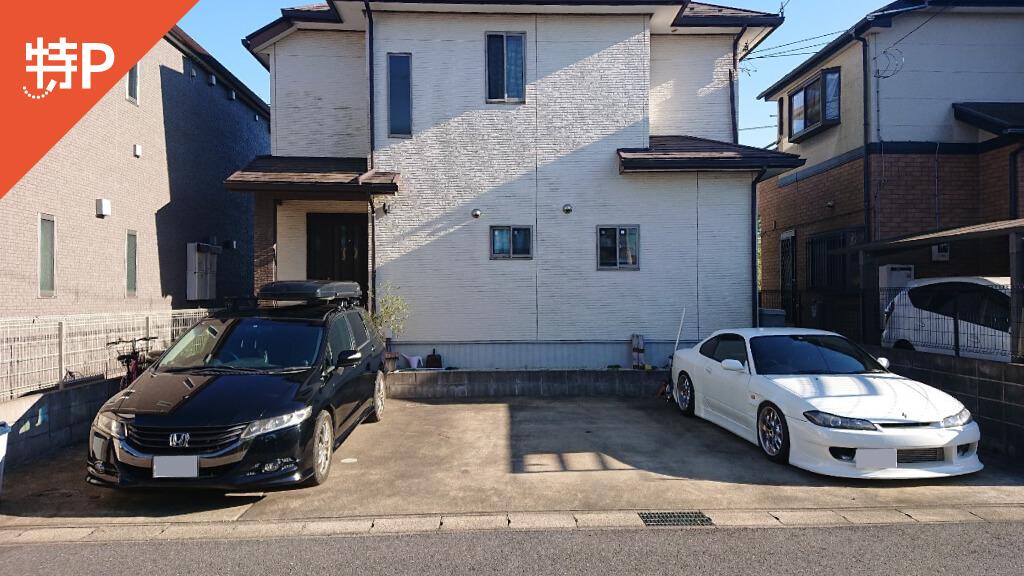 成田空港から近くて安い囲護台1254-28駐車場