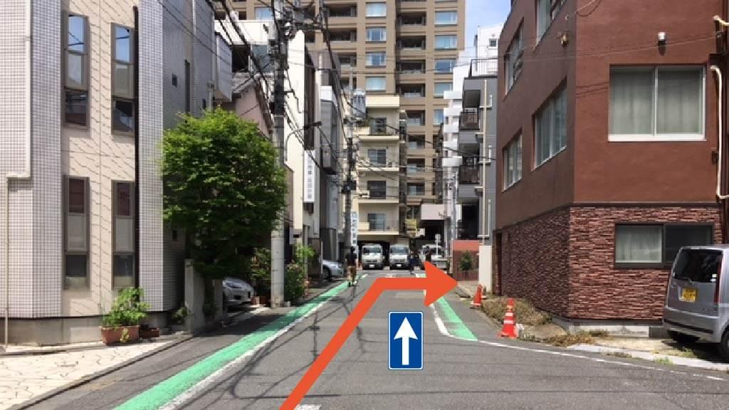 六本木ヒルズから近くて安い【東京タワー】東麻布2-15-12駐車場