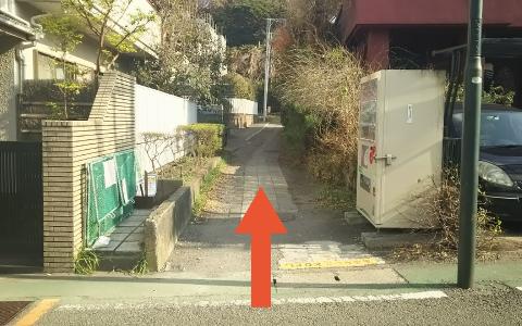 鶴岡八幡宮から近くて安い《軽自動車》大町1-6-14駐車場