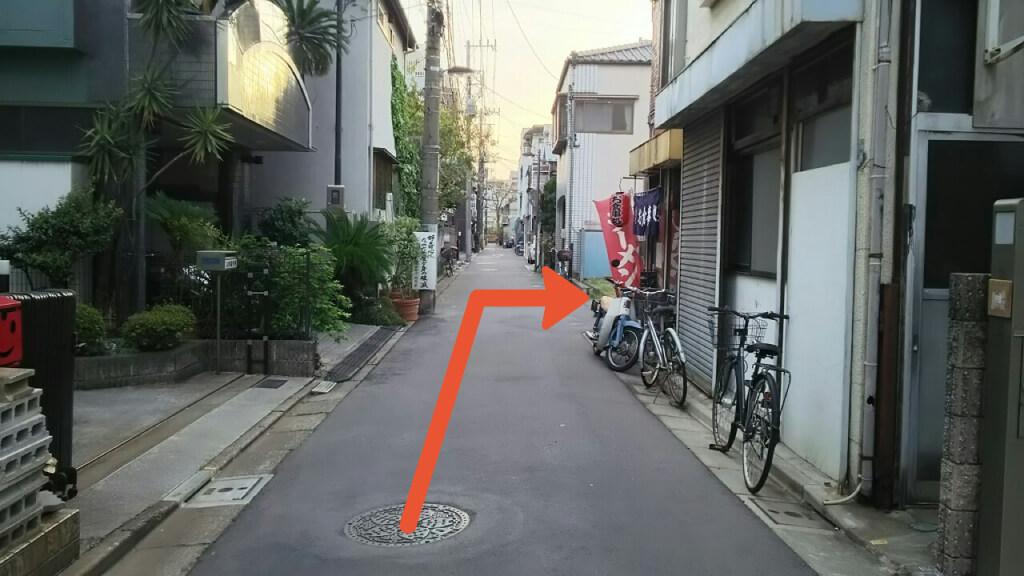錦糸町から近くて安い【亀戸天神徒歩2分】亀戸3-44-16駐車場