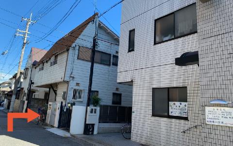 阪神甲子園球場から近くて安い《甲子園まで徒歩圏内》甲子園五番町6-4駐車場