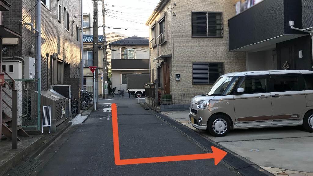 羽田空港から近くて安い大師駅前2-8-17駐車場