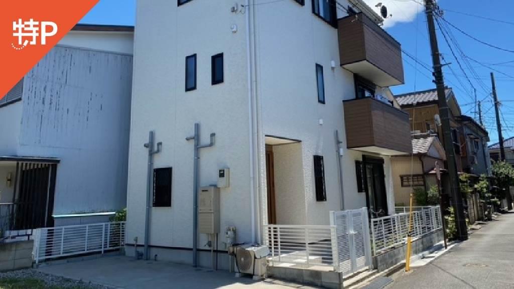 羽田空港から近くて安い川中島1-25-3駐車場