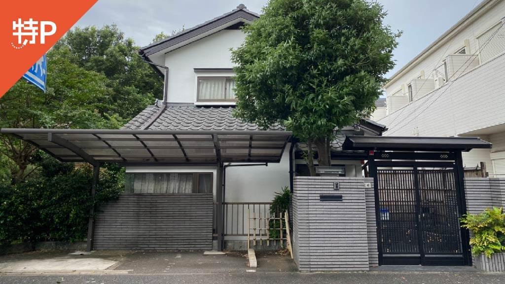 新横浜公園から近くて安い小机町1434-30駐車場