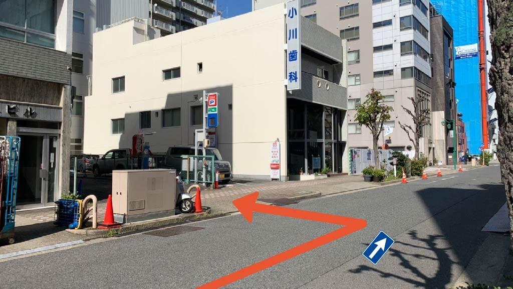 矢場町から近くて安い 丸の内3-16-22付近駐車場