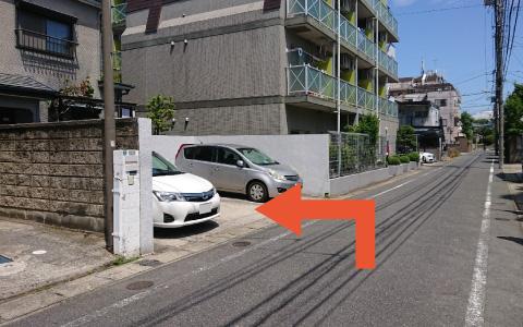 東京ディズニーランドから近くて安い富士見5-18-17駐車場