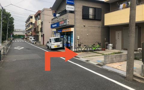 北綾瀬から近くて安い東綾瀬3-12-18駐車場