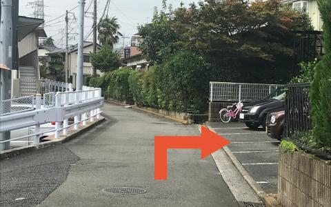二俣川免許センターから近くて安いカーサソレアード駐車場