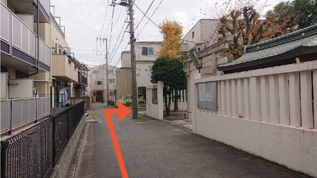 蒲田から近くて安い大森中3-17-3駐車場