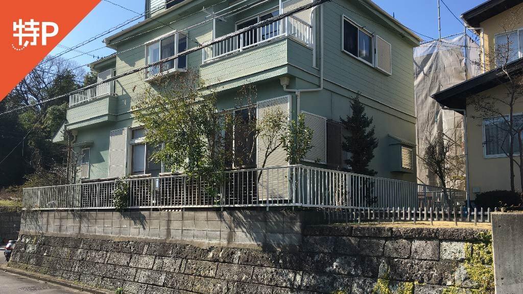 鶴岡八幡宮から近くて安い二階堂267-210駐車場