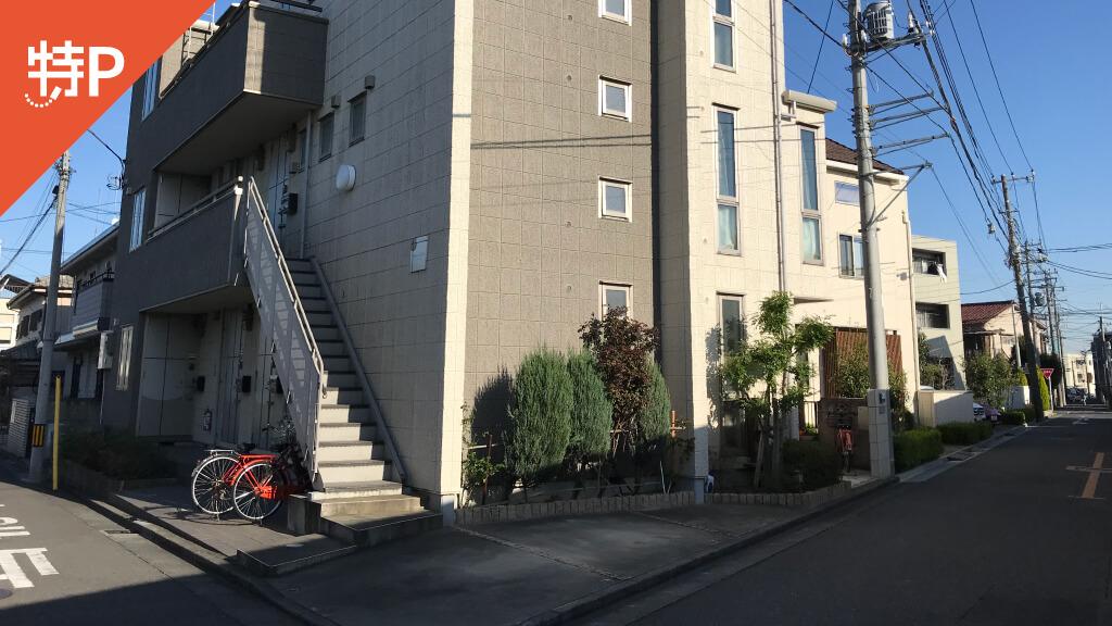 武蔵一宮 氷川神社から近くて安い天沼町1-146駐車場