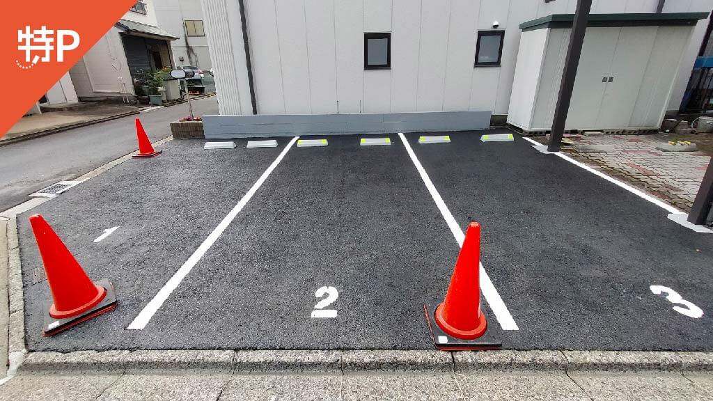 ナゴヤドームから近くて安い黒門町156-21駐車場