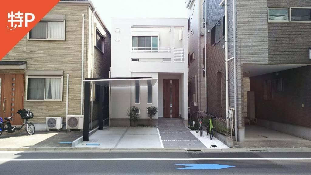 錦糸町から近くて安い毛利1-16-4駐車場